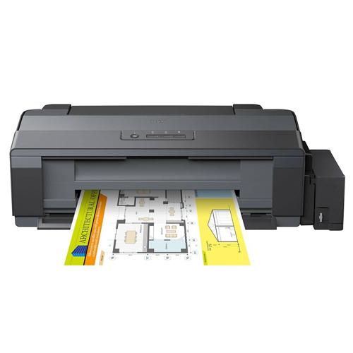 Impressora Epson L1300 - Jato de tinta, Resolução até  5760 x 1440 dpi, Velocidade de impressão 30 ppm