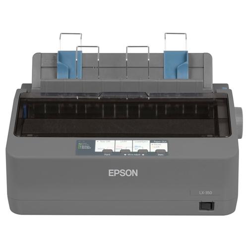 Impressora Matricial Epson Lx350 - Resolução até 240 x 144 dpi *