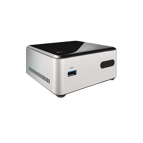 Computador Ultratop Nuc Centrium N2830 - Intel Dual Core 2.41Ghz, Memória de 2GB, HD 500GB, HDMI