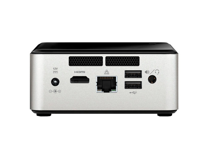 Computador Ultratop Nuc Centrium 4250U -  Intel i5 Quad Core 1.3Ghz, Memória de 4GB, HD 500GB, HDMI
