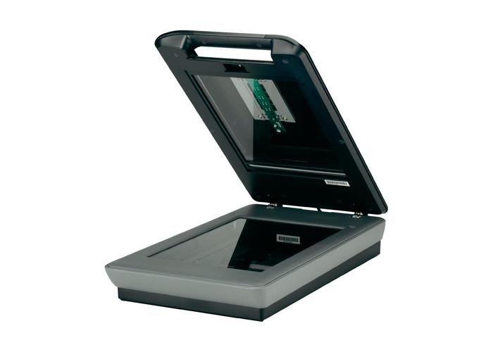 Scanner HP Scanjet Fotográfico G4050 - Resolução até 4800dpi