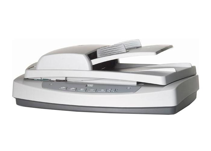 Scanner HP Scanjet 5590 - Resolução até 2400dpi, Digitalização Colorida ADF, USB