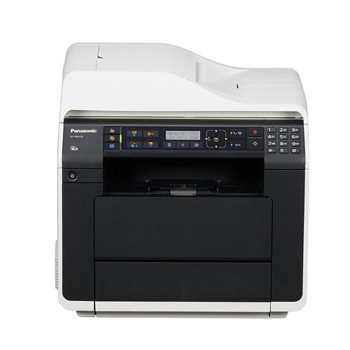Impressora Panasonic Multifuncional  KX-MB2235LA MFP - Laser,  Ethernet, ePrint, Copiadora, Scanner, Fax, 28 ppm