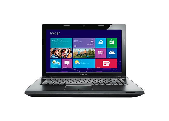 Notebook Lenovo G405 - Processador Dual Core, Memória de 2GB, HD500GB, Windows 8.1, Tela de 14