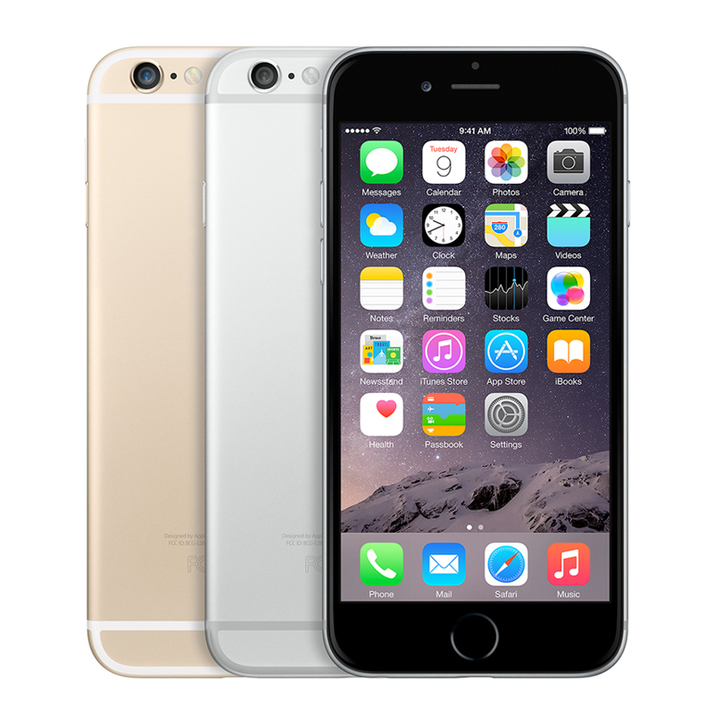 Apple iPhone 6 - 64GB, Tela Retina HD, Touch ID, Câmera iSight, Chip A8