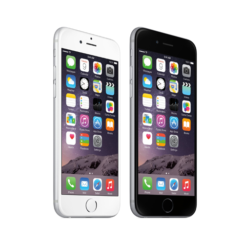Apple iPhone 6 Plus - 16GB, Chip A8, Tela Retina HD, Nova Câmera iSight, Touch ID, iOS 8