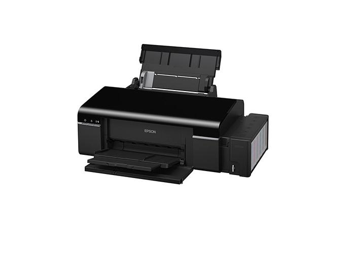 Impressora Epson L800 - Jato de Tinta, Resolução até 5760 dpi, Velocidade até 37ppm