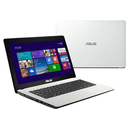 Notebook ASUS X451MA-VX033H - Processador Intel Quad Core,  Mem. 4GB, HD 500GB, HDMI, Tela de 14