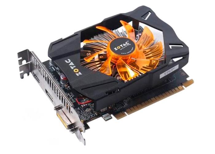 Placa de Vídeo Geforce GTX750TI - Mem. 2GB GDDR-5, Processador Cuda Cores 640, Clock 5400 MHz, DVI, HDMI, DP