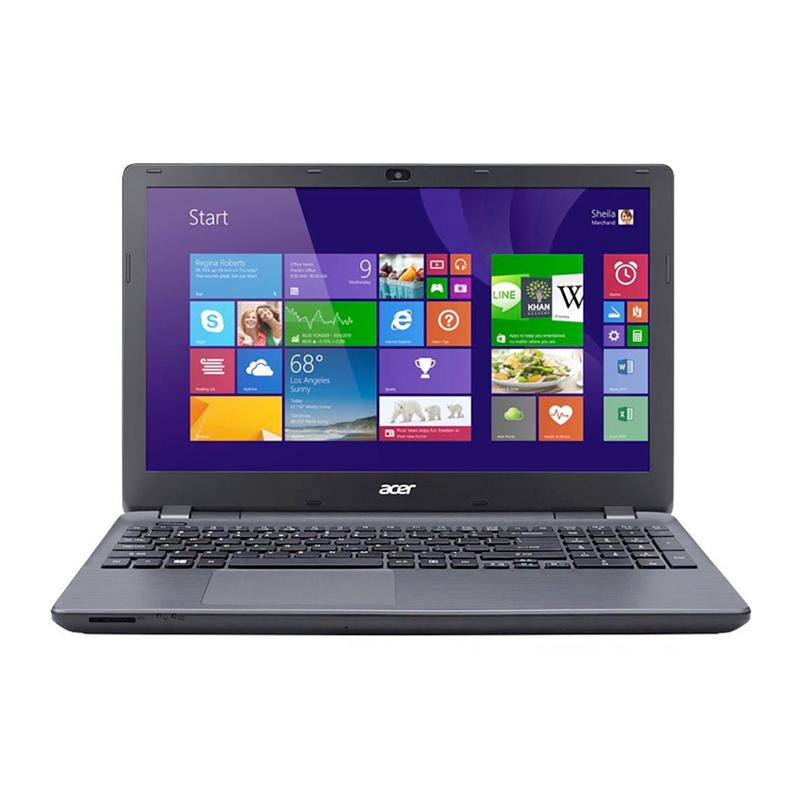 """Notebook Acer Aspire E5-571G-72V0 - Intel Core i7, Memória de 8GB, Placa de Vídeo Geforce de 2GB, HD de 1TB, Bluetooth, Tela LED de 15.6"""" e Windows 8.1"""