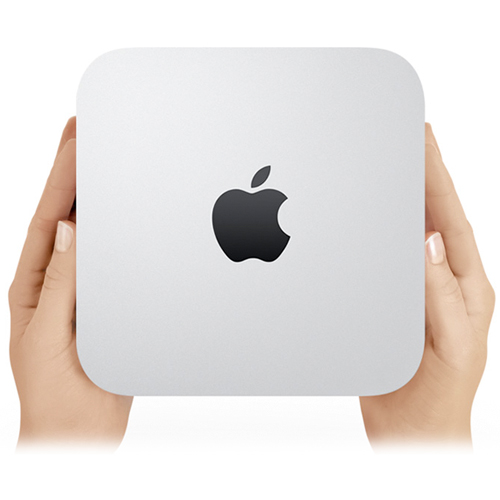 Apple Mac Mini MGEQ2 - Intel Core i5, Memória 8GB, HD Fusion Drive 1 TB, Thunderbolt *