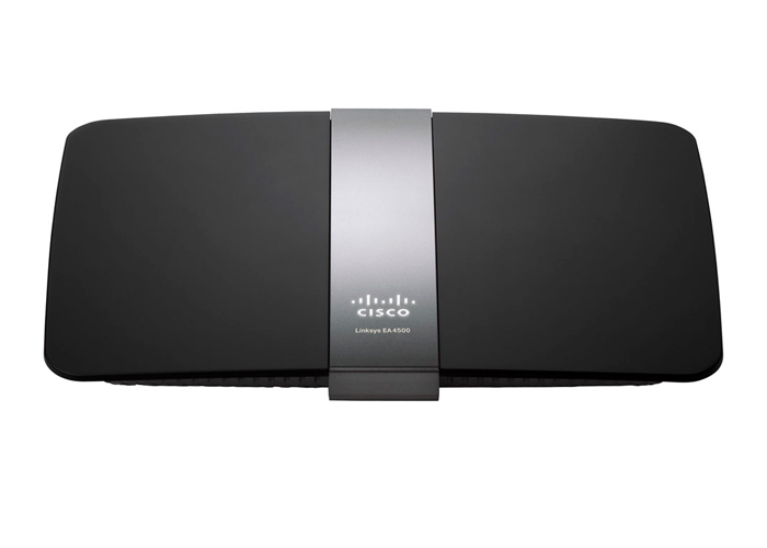 Roteador Wireless Linksys EA4500 - 450Mbps, Dual-Band N900, 4 Portas Ethernet