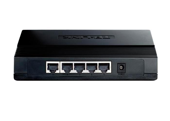 Switch Gigabit TP-Link TL-SG1005D  -  1000Mbps, Verde Ethernet , 5 Portas Ethernet *