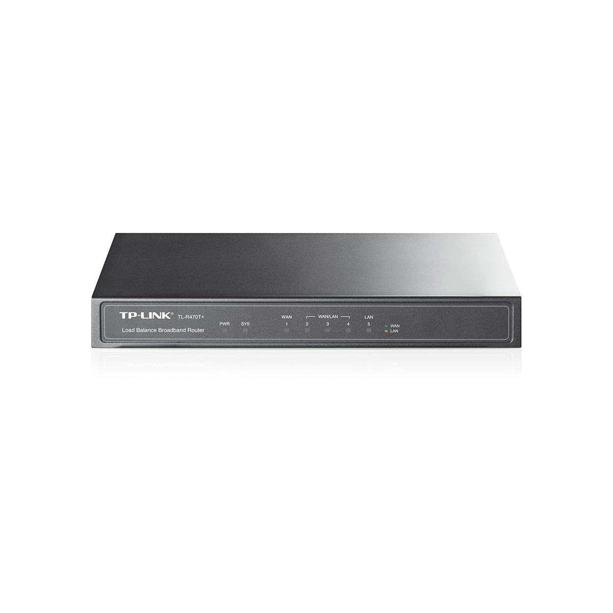 Roteador TP-Link Broadband TL-R470T - 4 Portas Ethernet