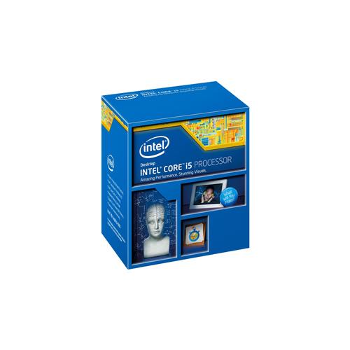 Processador Intel Core i5 4ª Geração 4460 - Velocidade 3.3GHz, Turbo Max, Cache 6MB, PCI Express 3.0 *