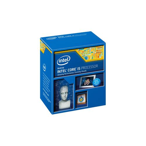 Processador Intel Core i5 4ª Geração 4460 - Velocidade 3.2 Ghz, Cache 6MB, PCI Express 3.0, HD Graphics *