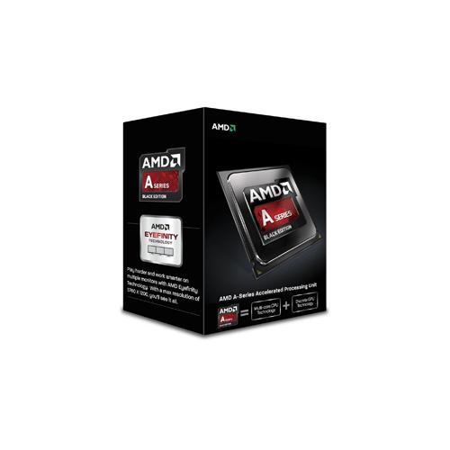 Processador AMD Quad Core A8 6600K - 3.9 GHz, Cache 4 MB, TDP  100W.