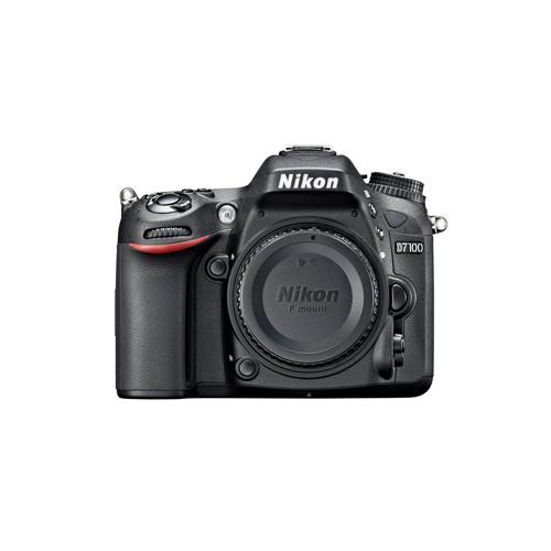 "Câmera Digital Nikon SLR D7100 (Somente corpo)  - 24.1MP, Sensor CMOS DX, EXPEED 3, Videos Full HD, 6 QPS, Tela de 3.2"""