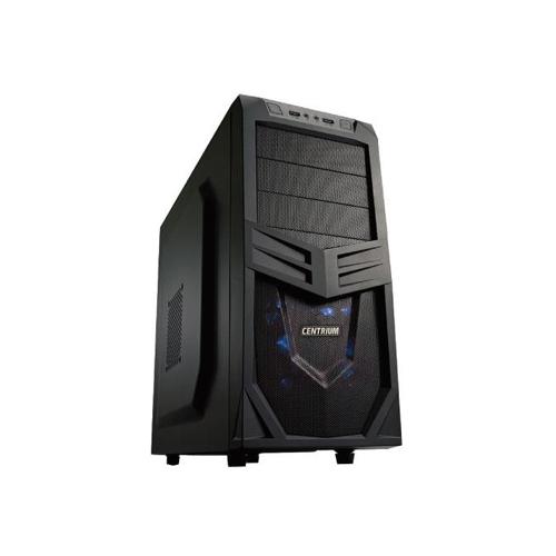 Servidor Torre Intel  Centrium SC-T1200 - Quad Core Xeon 3,1Ghz, Memória 16GB UDIMM, HD de 500GB, Leitor de mídias DVD RW