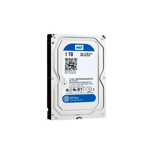HD para Desktop 1TB Western Digital - SATA 3, 7200RPM, Cache 64MB *