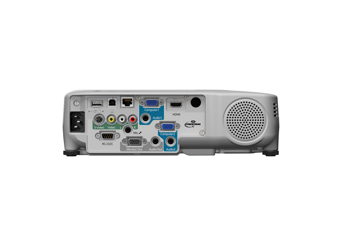 Projetor Epson PowerLite X21 - 3LCD, 3000 ANSI Lumens, Contraste 10.000, HDMI, USB