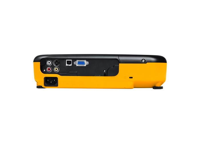 Projetor Epson PowerLite EB-X02 - 3LCD, Lumens 2600, Contraste 3000, SVGA, XGA, USB