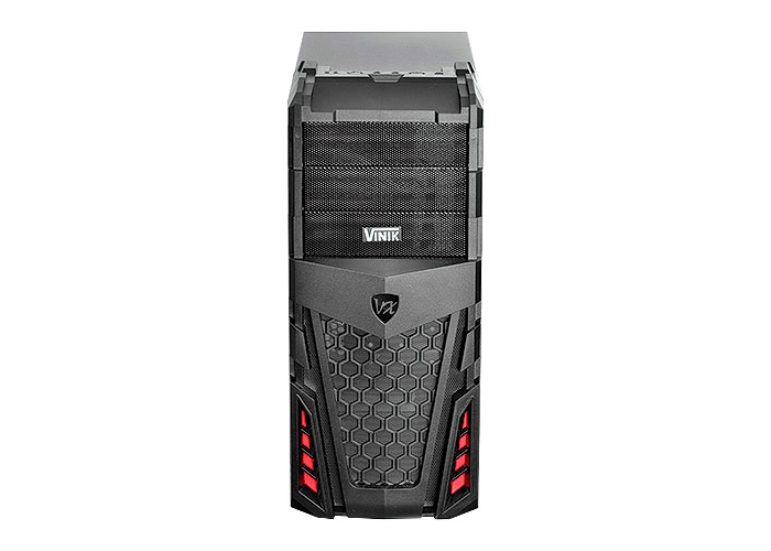 Computador Gamer Intel Core i3 - Memória 4GB, Placa h81, HD 500gb, Placa de Vídeo Geforce 2GB, Fonte 650W *