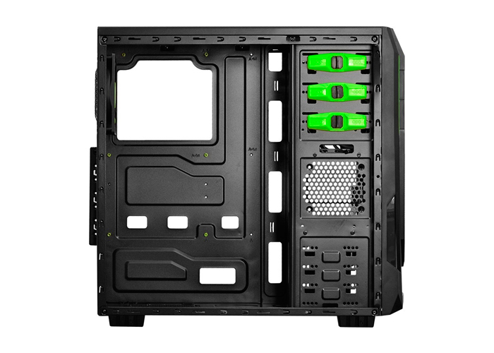 Computador Gamer Intel Core i3 - Memória 4GB, HD 1TB, Placa de Vídeo GTX750, Fonte 430W Real *