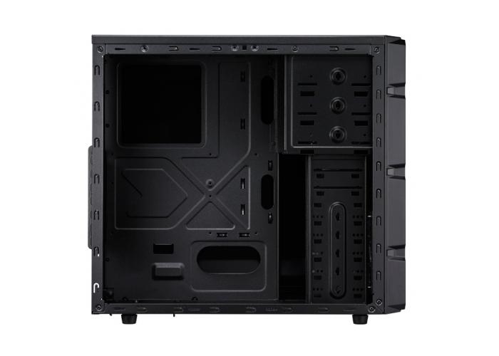Computador Gamer Intel Core i5 4° Geração - Memória 8GB Hyper-X, Placa Asus Z97Z, HD 1TB, Placa de Vídeo GTX750TI, Fonte 500W Real