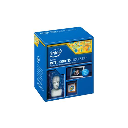 Processador Intel Core i5 4ª Geração 4690 - Velocidade 3.5 Ghz, Cache 6MB, HD Graphics
