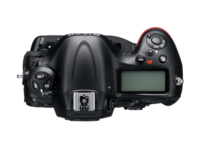 Câmera Digital Nikon D4 (Somente corpo) - 16,2MP, Sensor DX CMOS,  EXPEED 3, Vídeo Full HD,  11 FPS, Tela de 3.2