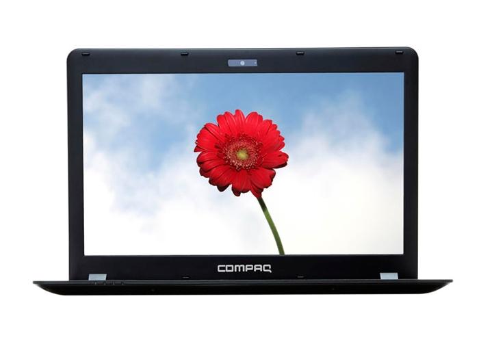 Notebook HP Compaq Ultrafino CQ18 - Processador INTEL Dual Core, Memória de 2GB, HD 500GB, Tela de 14