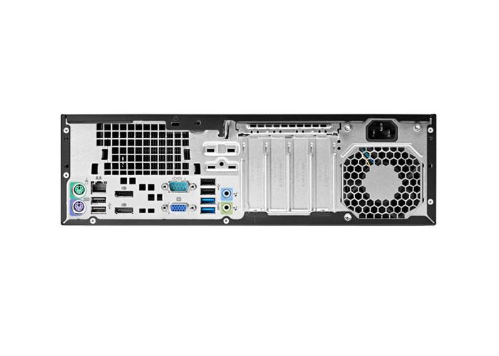 Computador HP EliteDesk 800 G1 SFF -  Intel Core i7, Memória 4GB, HD 500GB, Gravador DVD, Windows 8 Pro + Teclado + Mouse