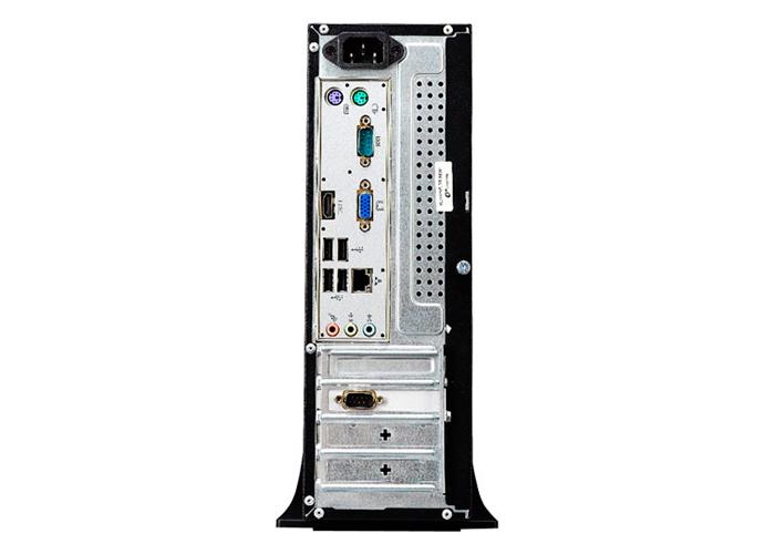 Computador Bematech RS-2000 - Intel Dual Core 2.4 GHz, Memória de 4GB, HD 500GB + Teclado e Mouse