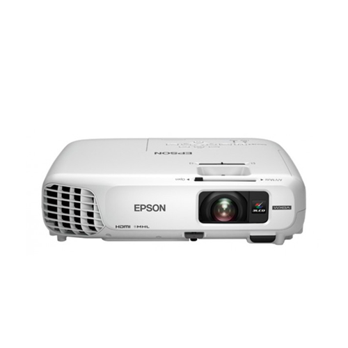 Projetor Epson PowerLite W28 - 3LCD, Full HD, Lumens 3000, Contraste 10.000, WXGA,Widescreen HD, USB, HDMI, WIFI