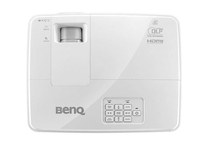 Projetor Benq MX525 - DPL, Lumens 3200, Contraste 13000, HDMI, IR Remote, USB Mini-B