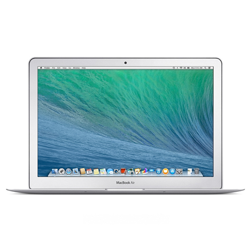 Notebook Apple MacBook Air MJVE2 - Intel Core i5, 4GB de memória, SSD 128 GB, Thunderbolt, USB 3.0, Câmera FaceTime HD, Tela LED 13.3