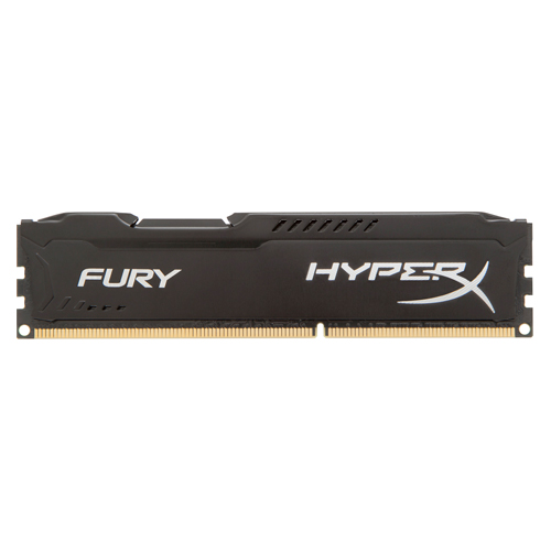 Memória DDR3 Gamer Kingston HyperX FURY - 8GB, 1600MHz *