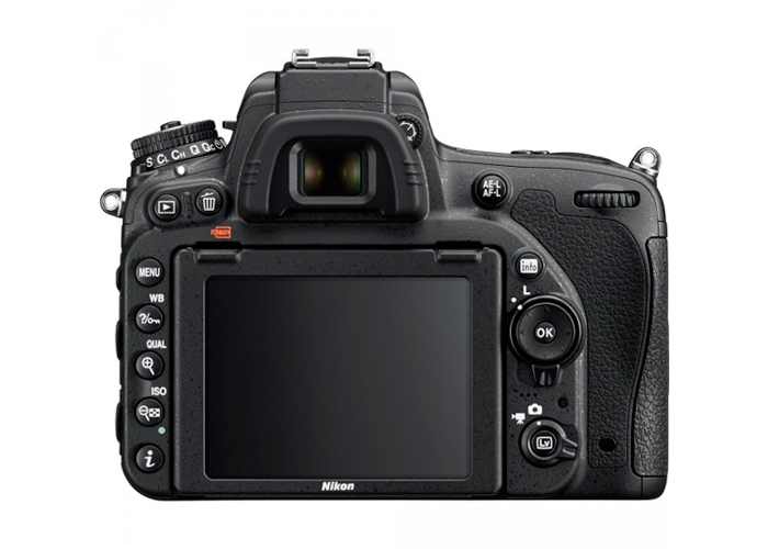 "Câmera Digital Nikon D750 (Somente corpo) - 24.3MP, Sensor CMOS FX,  Vídeo Full HD + Full Frame, D-Lighting, EXPEED 4, 6.5 QPS, Wi-Fi, GPS, Tela de 3"""