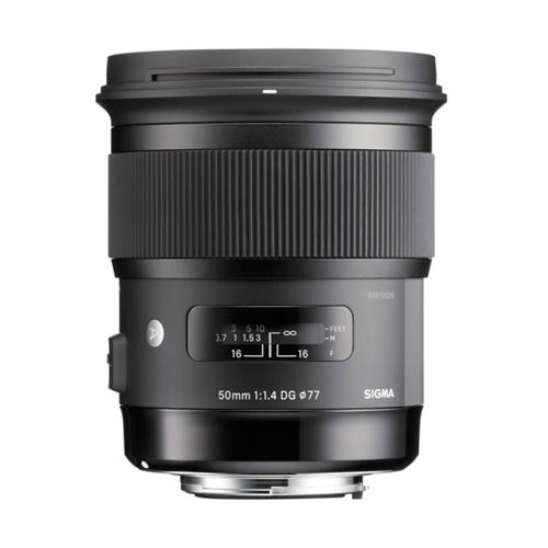 Lente Sigma Canon - 50mm F/1.4 DG HSM Art *