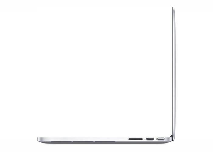 """Notebook Apple MacBook Pro com tela Retina MF841 - Intel Core i5, Memória de 8GB, SSD 512 GB, Thunderbolt 2, HDMI, USB 3.0, Camera FaceTime HD, Tela Retina de 13.3"""" *"""
