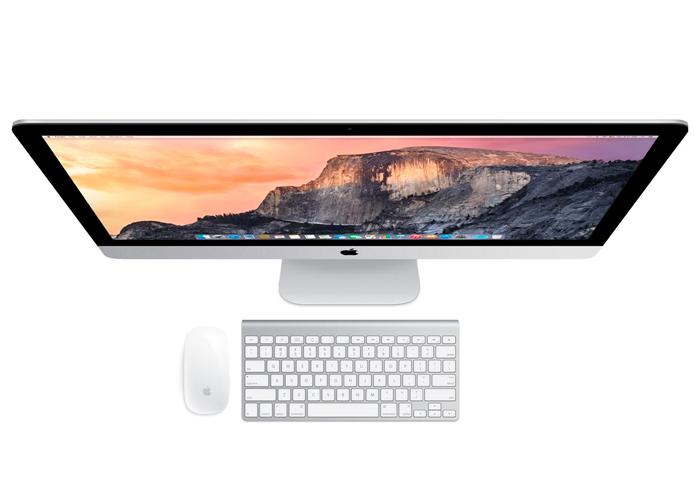 Apple iMac com tela Retina 5K MF885 - Intel i5 Quad Core, Memória de 8GB, HD 1TB, Placa de Vídeo AMD Radeon de 2GB, Tela Retina 27