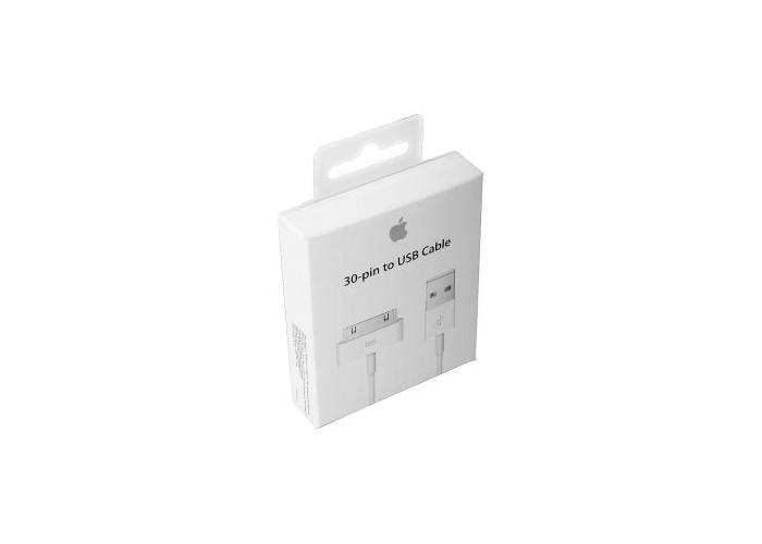 Cabo de Dados 30-pin para USB da Apple (MA591) *