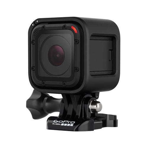 Câmera Filmadora GoPro Hero 4 SESSION SURF - Resolução de 1440p30 1080p60, 8MP, Suporte para prancha, Plugue FCS, Prova d'água até 10m