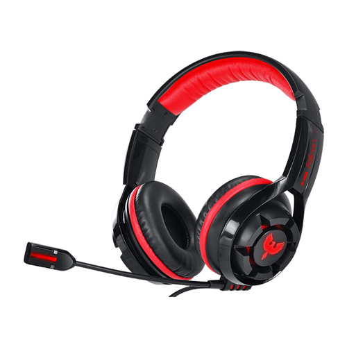 Headset Gamer Falcon - Microfone, Dolby 7.1, USB, Cabo 3m