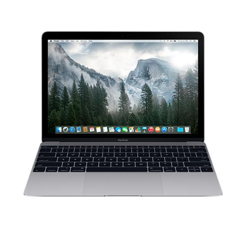 """Notebook Apple MacBook MJY32 com tela Retina - Intel M Dual Core, Memória de 8GB, SSD 256 GB, USB 3.1, Câmera FaceTime,Tela de Retina 12"""""""