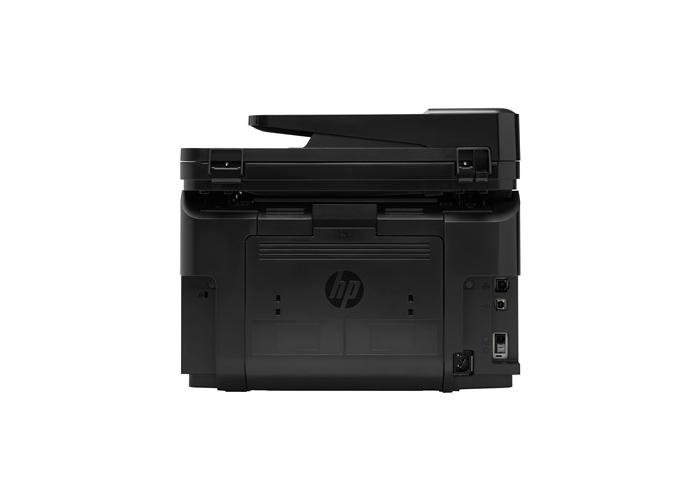 Impressora HP LaserJet Pro M225DW - Laser, Copiadora, Scanner, Fax, Wi-Fi, Resolução até 600 x 600 x 2 dpi