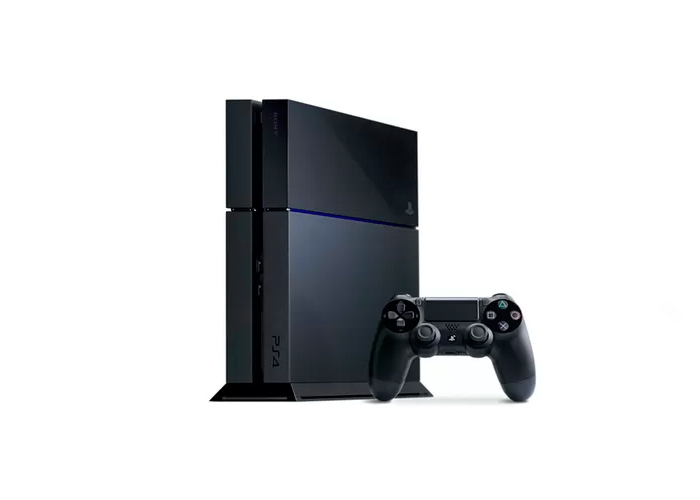 Console Playstation 4 + God Of War - HD 500GB, chip 8 núcleos, 8GB GDDR5, Controle Dualshock 4 - PS4  (1215A)