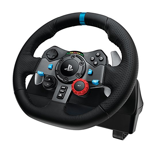 Joystick Logitech Volante G29 Driving Force - PS4, PS3 *