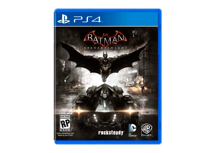 Console Playstation 4 Batman: Arkham Knight - HD 500GB, chip 8 núcleos, 8GB GDDR5, Controle Dualshock 4 - PS4
